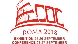 InPhoTech na targach ECOC 2018 w Rzymie