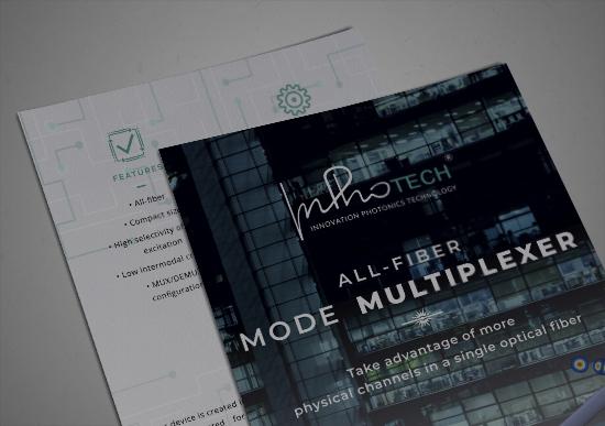 All-fiber mode multiplexer