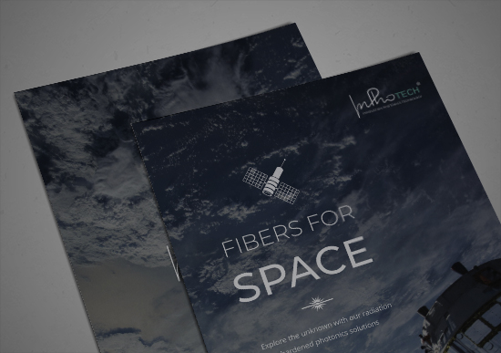 Fibers for space