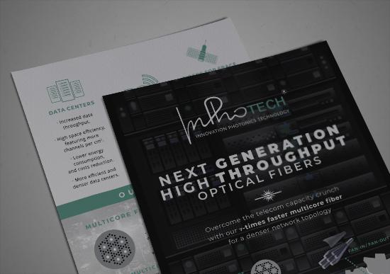 Next generation high throughput optical fibers