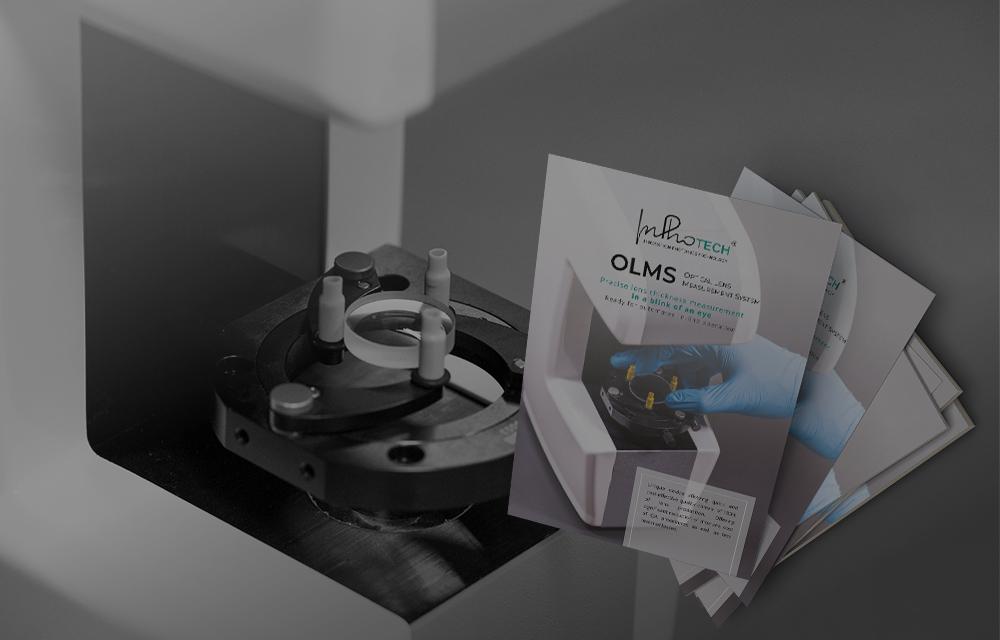 Optical Lens Measurement System